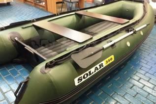 Solar 350. 2018 год год, длина 3,50м., двигатель без двигателя