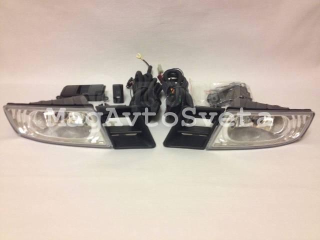 Фара противотуманная. Honda Civic Hybrid Honda Civic, FD1, FD2, FD3, FD7 Двигатели: LDA2, R16A1, R16A2, R18A1, R18A2