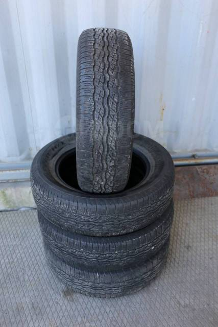 Bridgestone Dueler. Летние, 2007 год, 30%, 4 шт