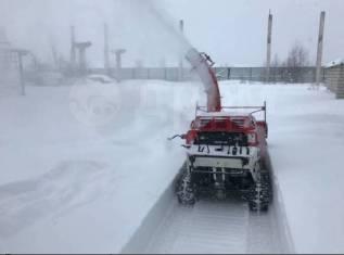 Yanmar. Снегоуборщик, шнекоротор 1300, 1 300куб. см.