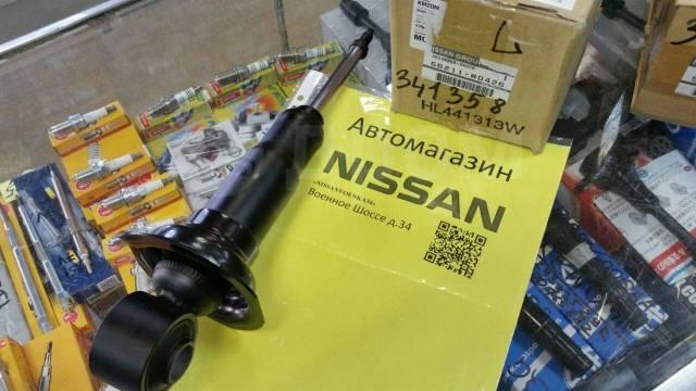 Амортизатор. Nissan: Wingroad, Liberty, Expert, AD, Prairie Двигатели: QG18DE, SR20VE, YD22DD, QR20DE, SR20DE, SR20DET