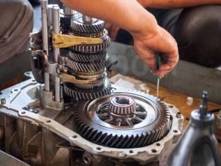Ремонт коробок передач (Автоматы, МКПП, Вариаторы)