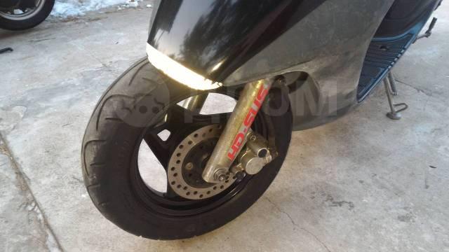 Honda Dio. 49куб. см., исправен, птс, без пробега