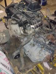 Двигатель в сборе. Chevrolet Captiva Двигатель Z24SED