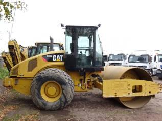 Caterpillar CS56B. Каток Caterpillar CS56 2012г