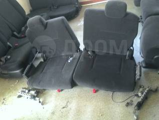 Сиденье. Nissan Serena, C25, CC25, CNC25, NC25 Двигатель MR20DE