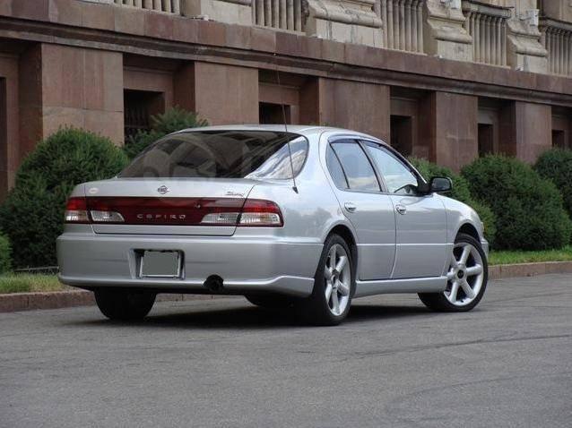 Обвес кузова аэродинамический. Nissan Maxima, A32 Nissan Cefiro, A32