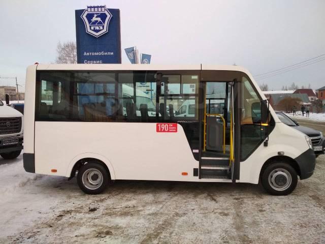 ГАЗ ГАЗель Next. Автобус Газель Next, 20 мест