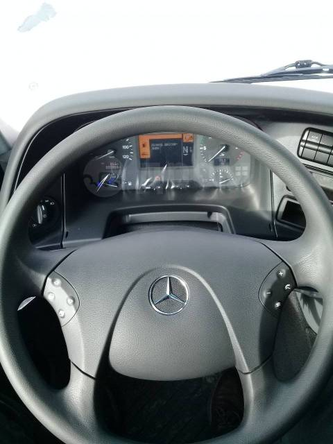 Mercedes-Benz Actros. Тягач Mercedes Benz Actros 1841LS Optimus, 12 000куб. см., 18 000кг., 4x2