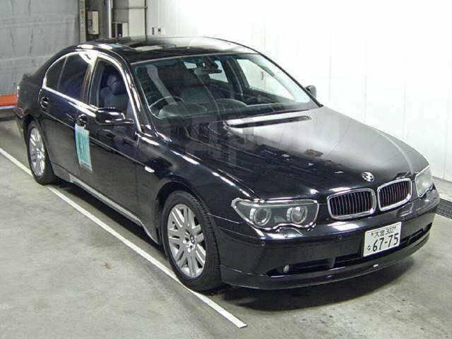Кнопка люка. BMW 7-Series, E65, E66 Двигатель N62B44