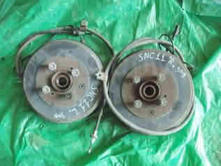 Ступица. Nissan Tiida Latio, SNC11 Двигатель HR15DE