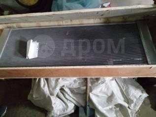 Радиатор охлаждения двигателя. Komatsu D155 Komatsu D275