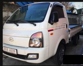 Hyundai Porter. Изотермический фургон , 2 500куб. см., 1 000кг. Под заказ