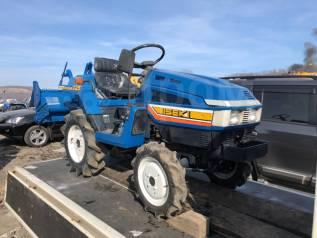 Iseki. Продам трактор Land Hope 125 4 Вд 2005 года выпуска, 12,5 л.с.