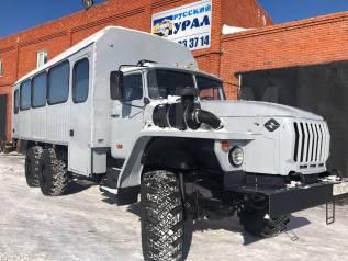 Урал 3255. Вахтовый автобус 2011 года, 28 мест