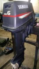 Yamaha. 6,00л.с., 2-тактный, бензиновый, 1996 год год