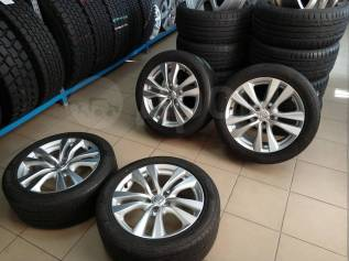 "Легковые шины + диски ( колеса ) 245/45R18 Bridgestone Regno GR-XI. 8.0x18"" 5x114.30 ET47 ЦО 66,1мм."