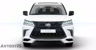 Обвес кузова аэродинамический. Lexus LX570, URJ201, URJ201W Lexus LX450d, VDJ201 Двигатели: 3URFE, 1VDFTV