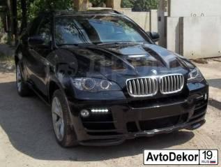 Бампер. BMW X6, E71, E72 Двигатели: M57D30TU2, N55B30, N57D30OL, N57D30TOP, N57S, N63B44, S63B44