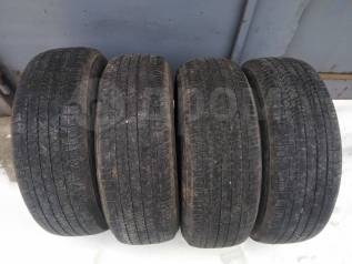Bridgestone Dueler H/T 684II. Летние, 2012 год, 30%, 2 шт
