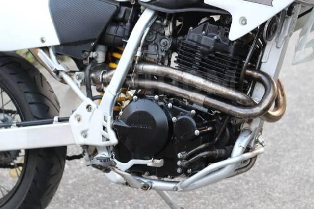 Honda XR 400. 400куб. см., исправен, птс, без пробега