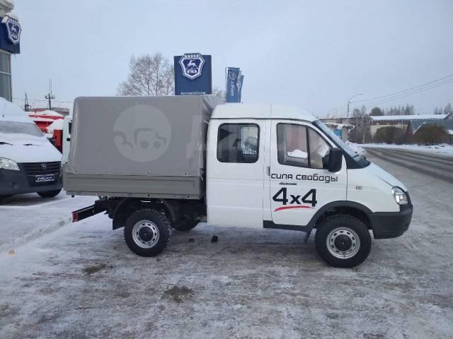 ГАЗ Соболь. Соболь фермер ГАЗ-231073, 2 700куб. см., 1 000кг. Под заказ