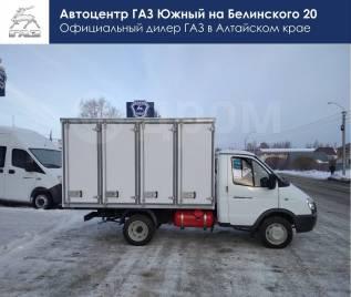 ГАЗ 33025. Хлебный фургон, 2 800куб. см., 1 500кг., 4x2