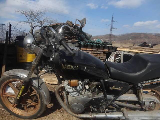 Yamaha XS 650. 400куб. см., исправен, птс, без пробега