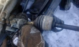 Привод, полуось. Toyota Land Cruiser Двигатель 2UZFE