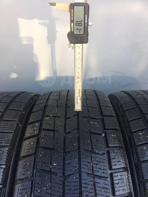 Dunlop DSX. Зимние, без шипов, 2010 год, 30%, 4 шт