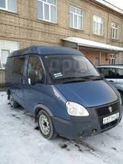 ГАЗ 2752. Продается , 2 700куб. см., 7 мест
