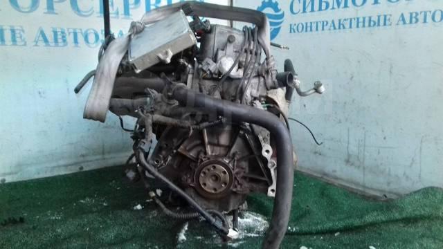 Двигатель в сборе. Honda Partner, EY8 Двигатель D16A