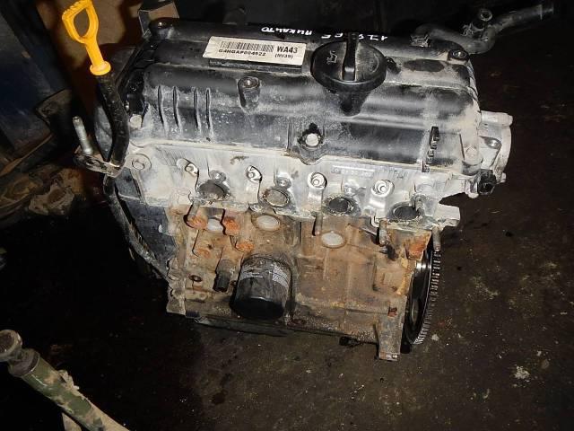 Двигатель KIA (Киа),- Пиканто