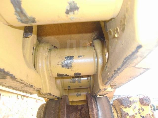 Komatsu D155AX. Бульдозер -6, 15 240куб. см., 41 200,00кг.