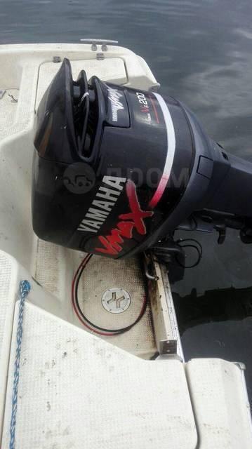 Yamaha Fish. 1999 год год, длина 7,20м., двигатель подвесной, 200,00л.с., бензин