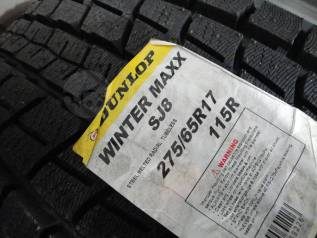 Dunlop Winter Maxx SJ8. Зимние, без шипов, без износа, 2 шт