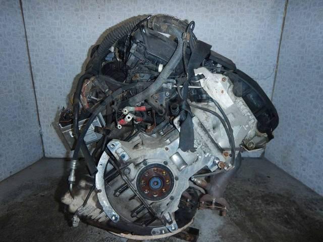 Двигатель в сборе. BMW 5-Series, E39 BMW 3-Series Двигатели: M52B20, M52B20TU