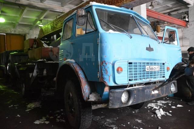 8312c0c6ced5 МАЗ 5334-КС-3577 грузовой автокран - Ивановец КС-3577, 1991 ...