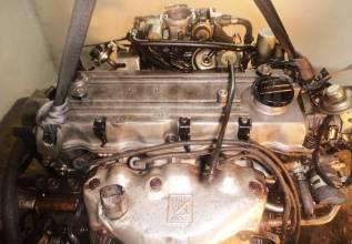 Двигатель в сборе. Mazda Capella Двигатель B6