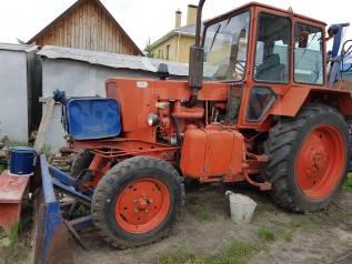 ЮМЗ 6АКЛ. Трактор экскаватор
