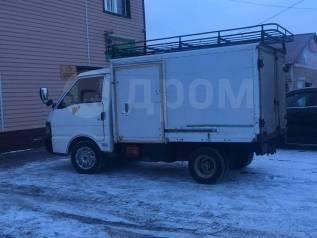 Mazda Bongo. Срочно Продам грузовичек с будкой, 2 200куб. см., 1 000кг.