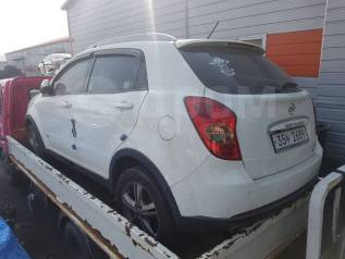 SsangYong Actyon. D20DTF