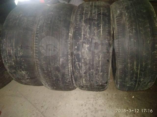 Bridgestone Potenza RE-01. Летние, 2006 год, 80%, 4 шт