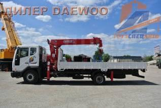 Daewoo Novus. с КМУ Horyong HRS156 в наличии, 5 890куб. см., 4x2