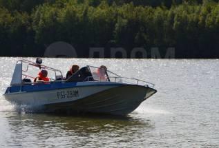 Казанка-5М3. 2008 год год, двигатель подвесной, 50,00л.с., бензин