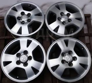 "Toyota. 6.0x15"", 5x114.30, ET50, ЦО 60,1мм."