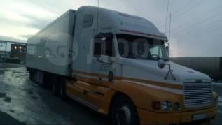 Freightliner Century. Надёжный американец Фредлайнер + рефрижератор Шмитц, 12 700куб. см., 44 000кг., 6x4