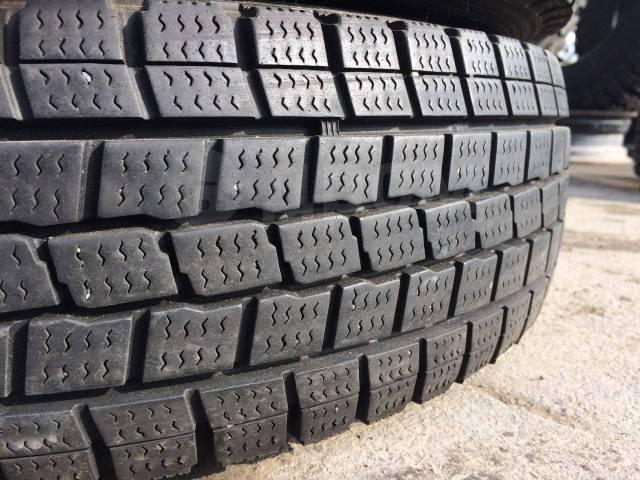 Dunlop DSV-01. Зимние, без шипов, 2012 год, 10%, 4 шт