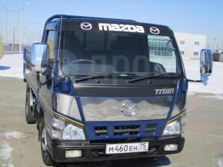 Mazda Titan. Продаётся Мазда Titan, 4 800куб. см., 2 500кг.