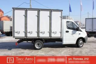 ГАЗ ГАЗель Next. ГАЗель NEXT хлебный фургон, 2 800куб. см., 1 500кг.